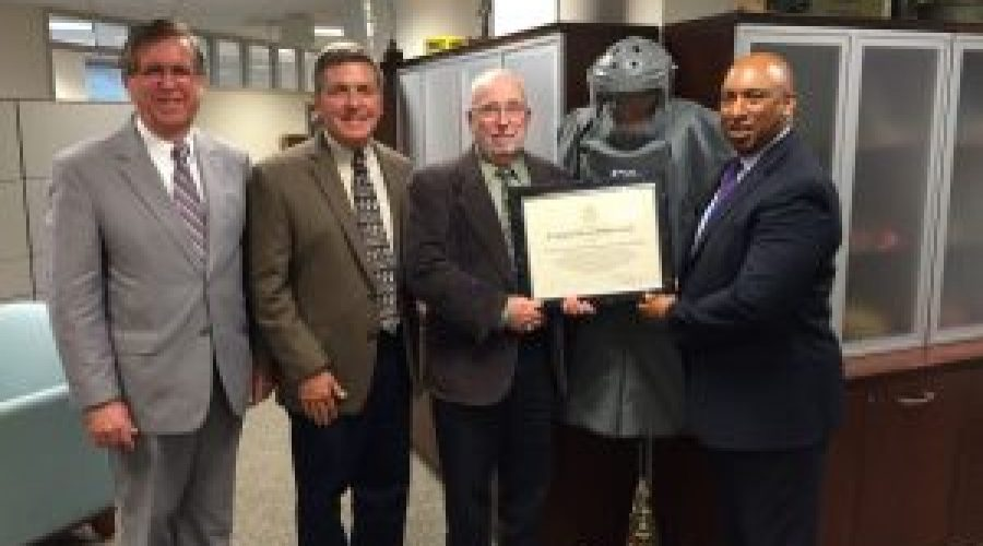 US State Dept. Honors Demining Efforts